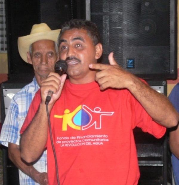 Adán Mendoza defiende la gestión de la hidrológica y de los candidatos del PSUV