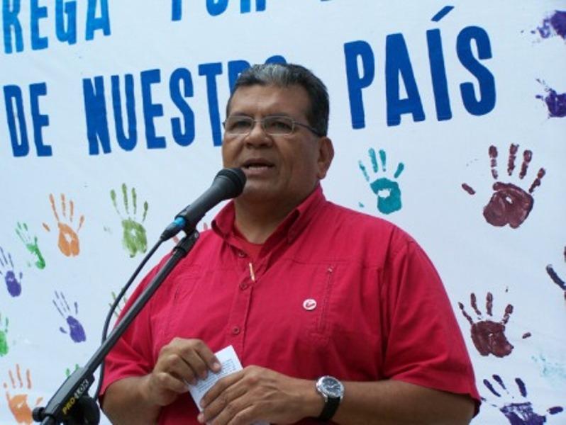 Alcalde Bolivariano Temístocles Cabezas